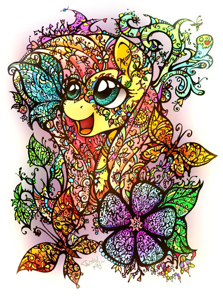 Kindness. Fluttershy time. by TwistedMindBrony