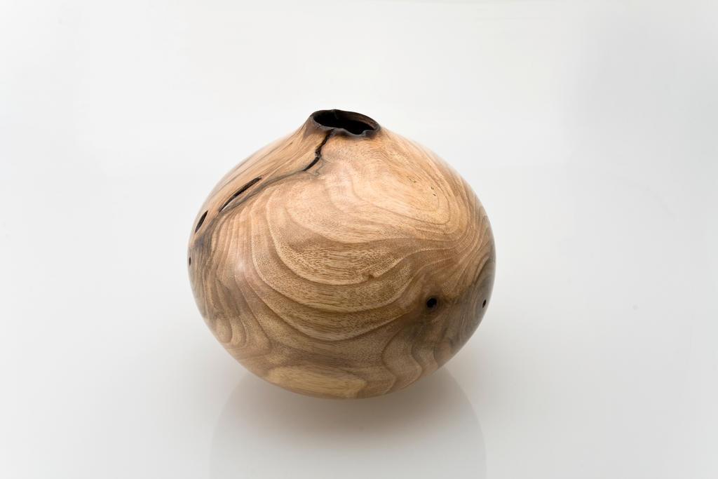 Hollowform Walnut root by BNEP
