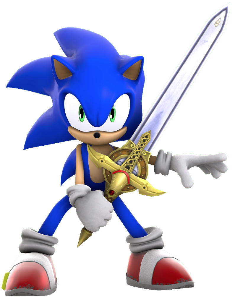 sonic and the black knight how to get all swords