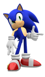 Sonic Random Pose