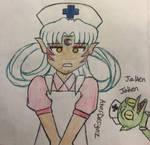 Nurse Sesshomaru by AyosDesignz