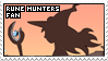 Rune Hunters Fan Stamp by Asura-Valkyrie
