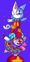 Clowne buds