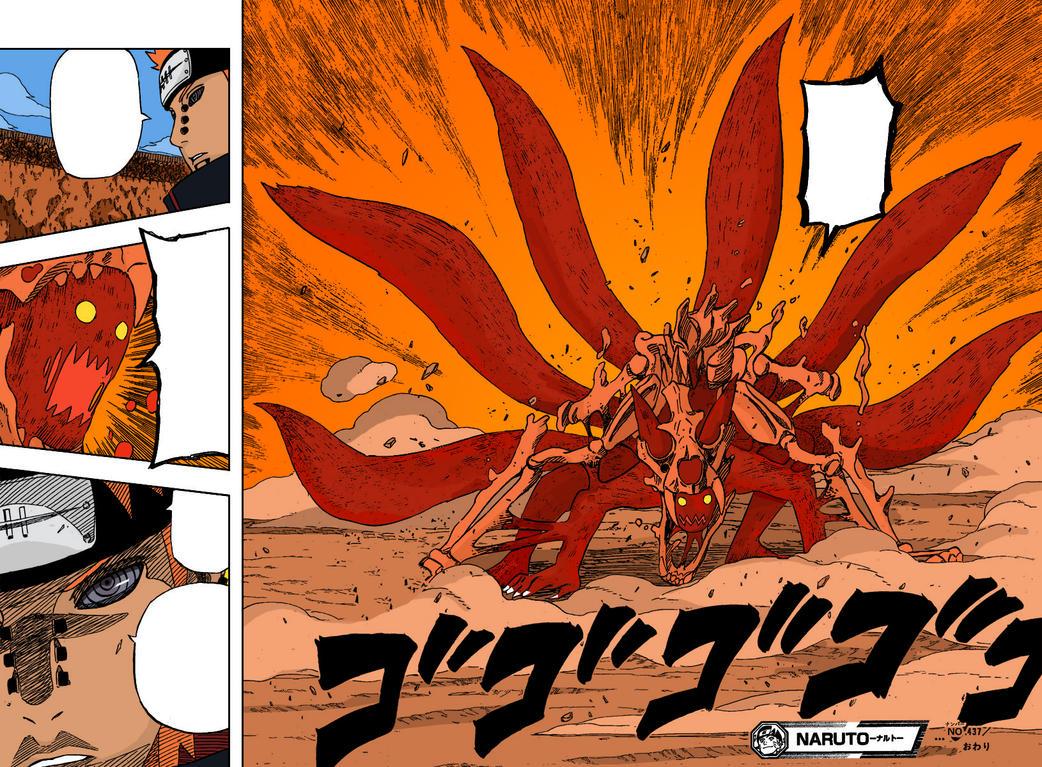 Naruto 6 Tail by Giuappa