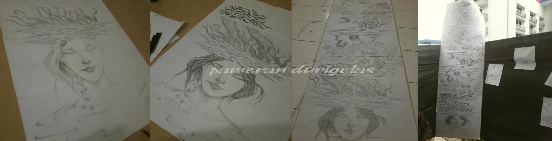 to exhibit durigelas by faathir95