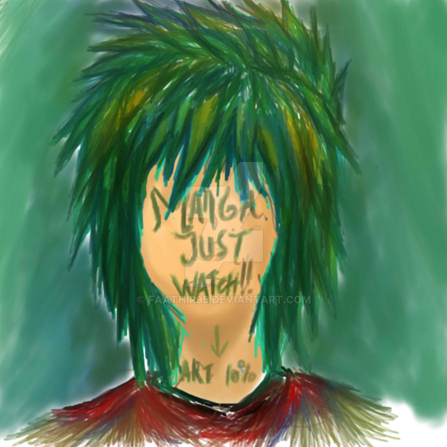 manga just watch by faathir95