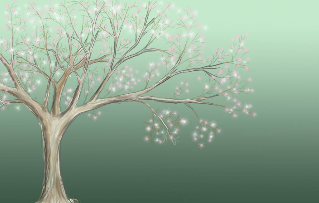 Spring Tree Wallpaper By Bad Wolf7