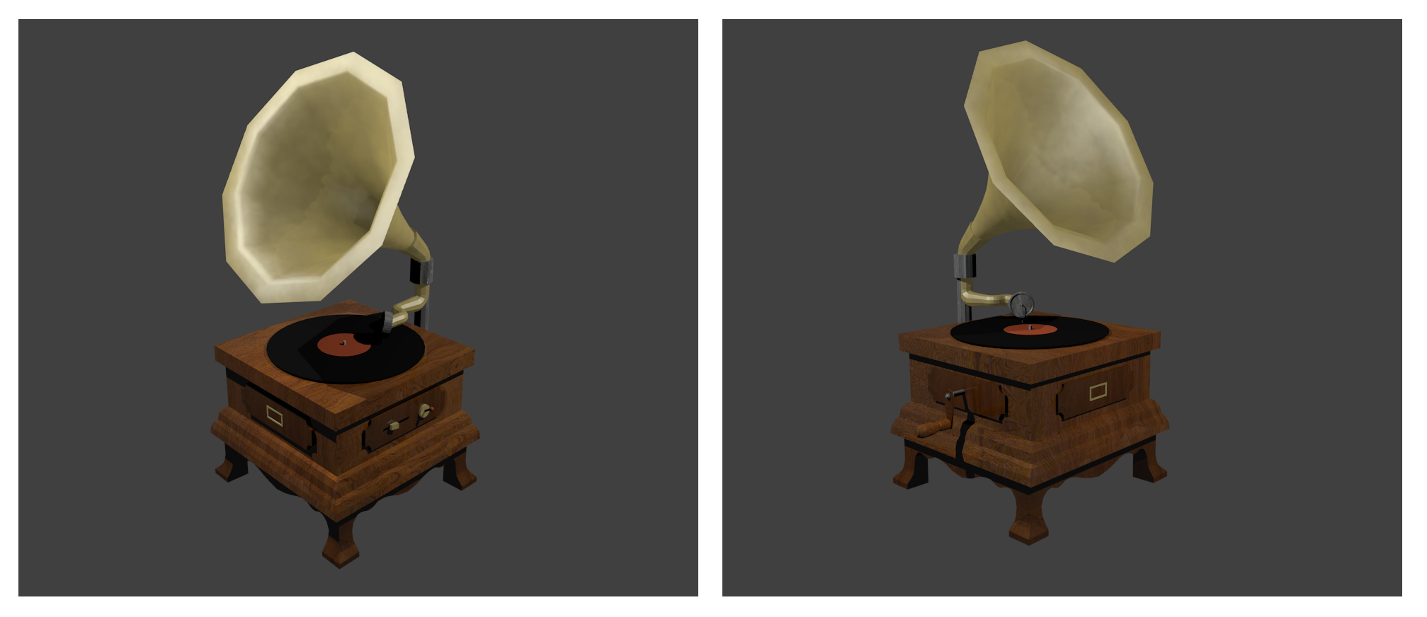 Gramophone by Miss-Licorice
