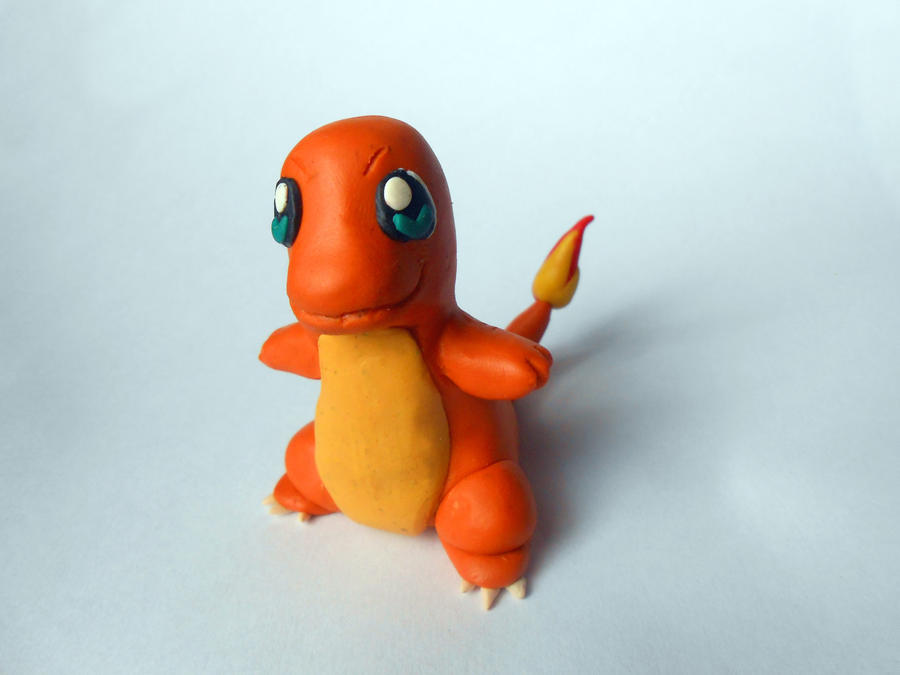 Charmander by Miss-Licorice