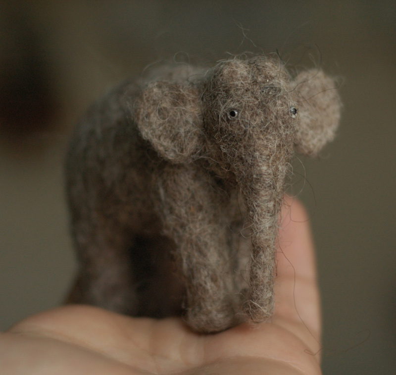 small elephant by vriad-lee
