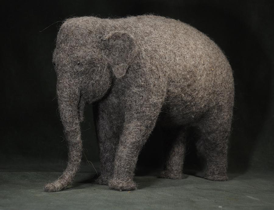 big elephant by vriad-lee