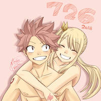 NaLu day 726 by TheMiiKaKamiya
