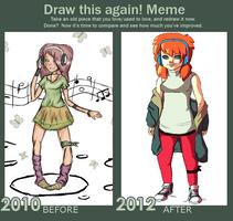 2 Years of improvement