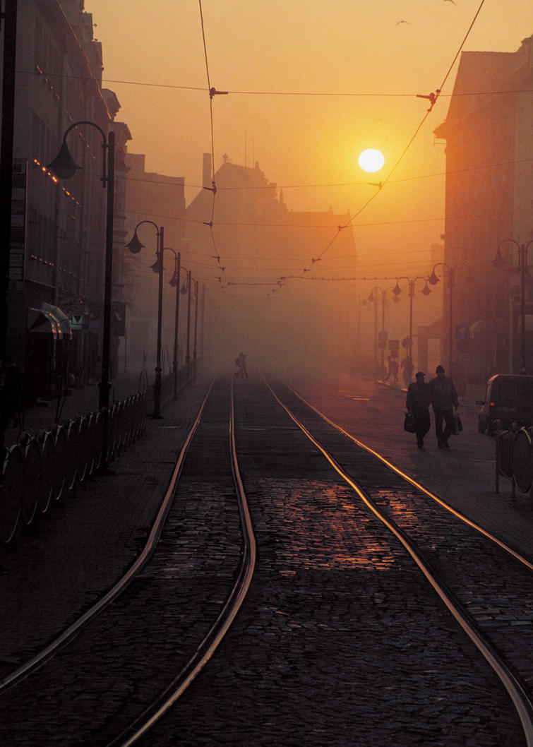 sunrise by samuelvincent
