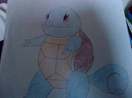 Squirtle.... by UndyingBlackFlame