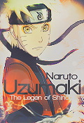 Naruto The legend of shinobi by luisthewater