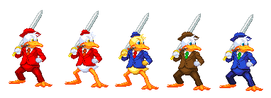Howard the Duck by NicotineFist1805