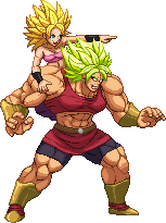 Caulifla and Kale Z2