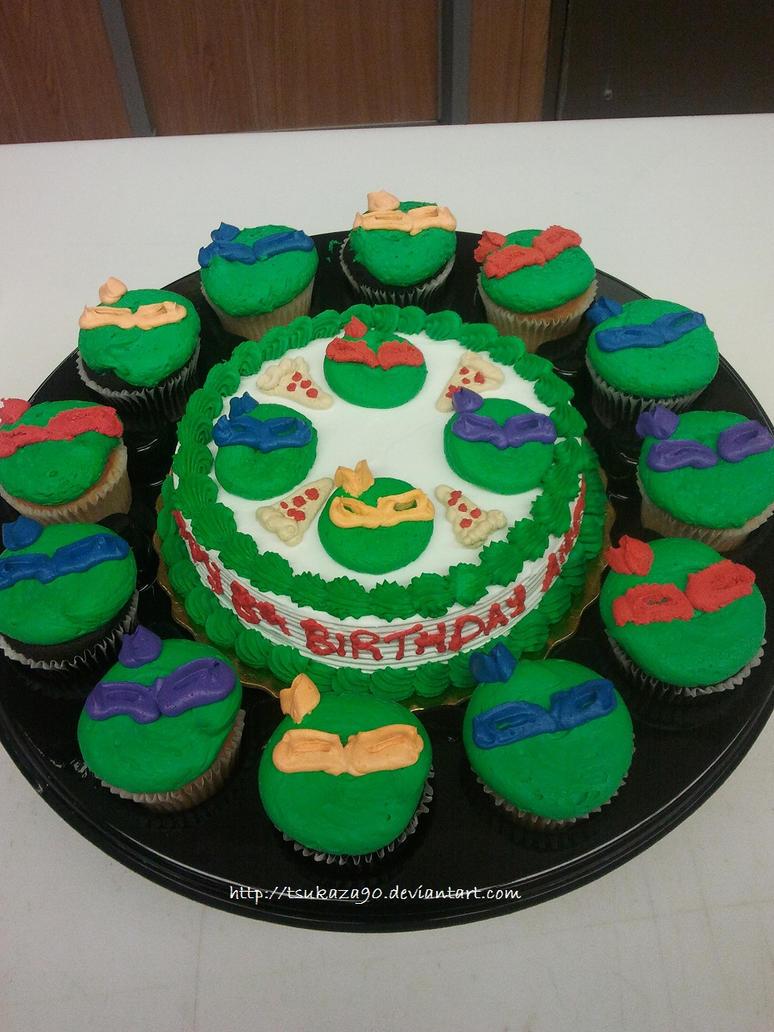 Ninja Turtle Birthday Cake Buy