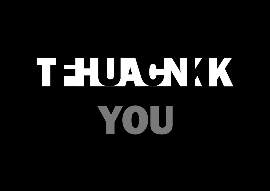 Thank You Fuck You by Element-Spirits