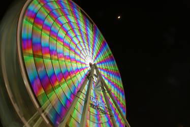 Disco Wheel