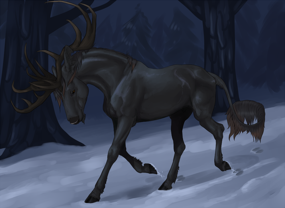 Corvus | Stag | Renegade by mule-deer
