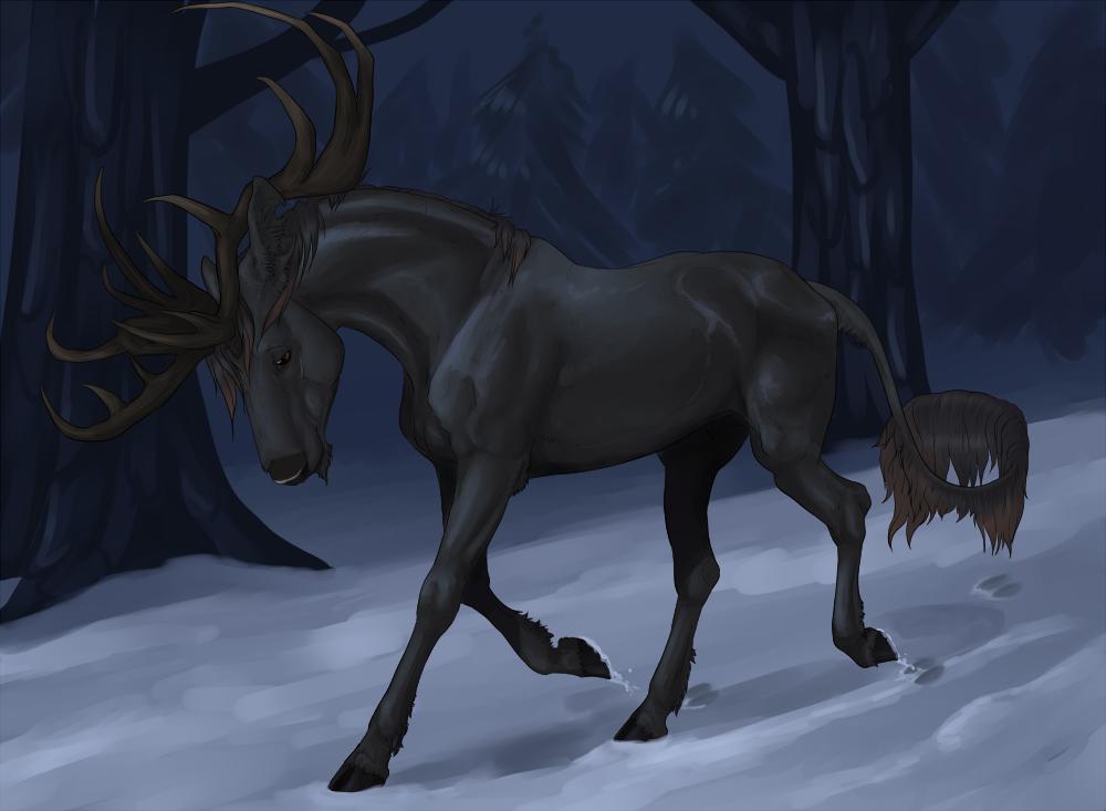 Corvus | Stag | Renegade by mule-deer