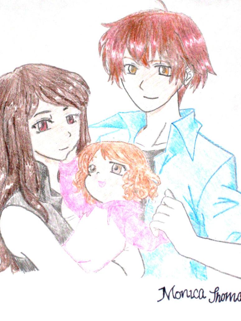 Edward bella renesmee manga by xxMonicax on DeviantArt  Edward bella re...