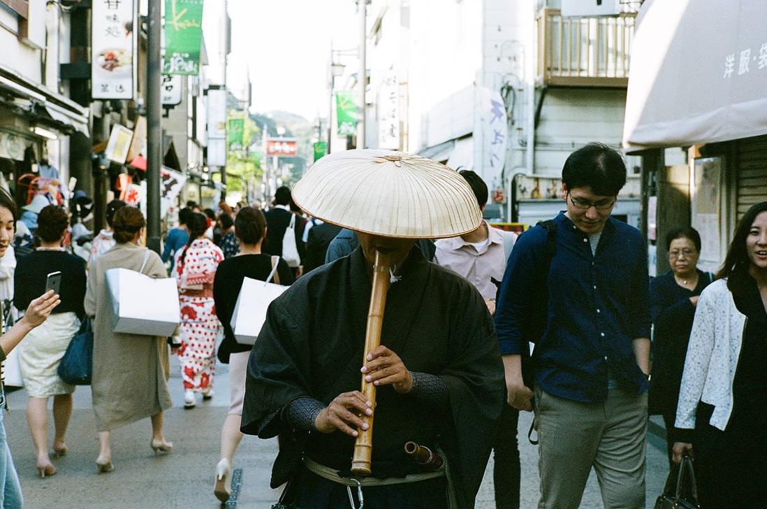 Shakuhachi by BOTANPhotography