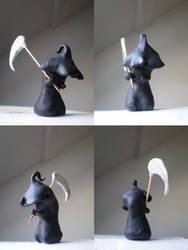 Magic - Noir - by EmyFolie