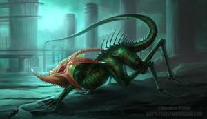 SPLICE creature