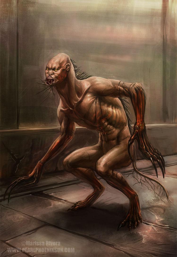 SPLICE humanoid by PearlPhoenix