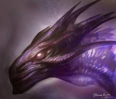 King of Dragons by PearlPhoenix