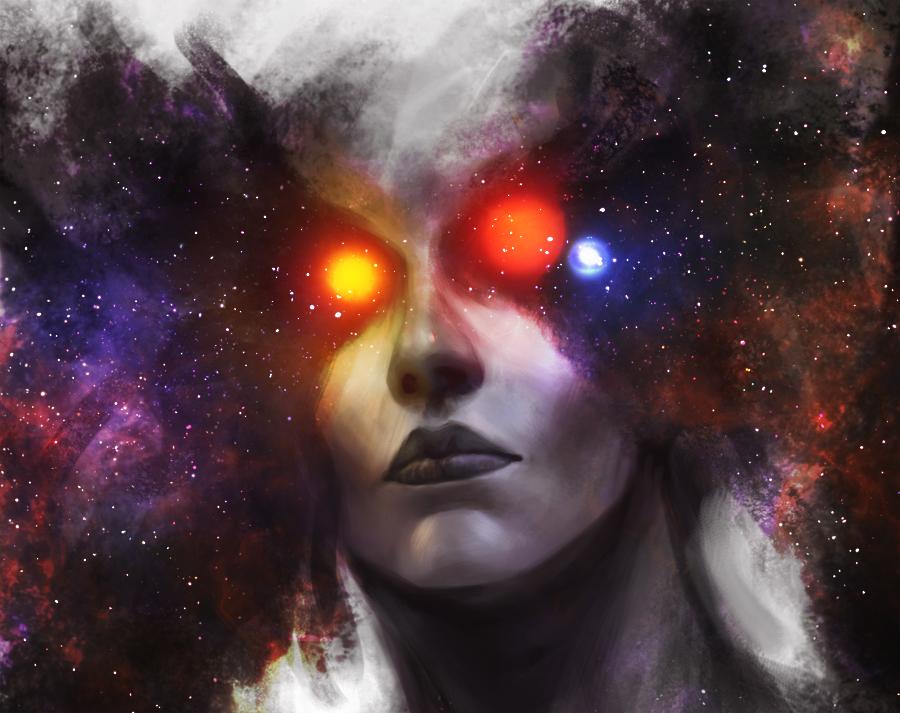 Universally Subconscious by PearlPhoenix