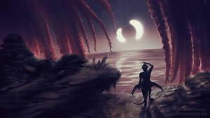 Hidden Singularity by PearlPhoenix