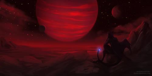 Deeply Red 2 by PearlPhoenix