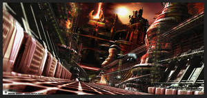 Worlds of Pyroblazer - Haedra