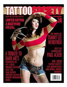 Tatto Society Cover