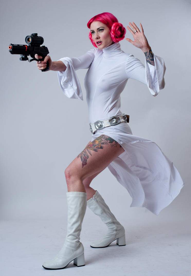 Tough Leia