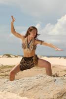 Holly Tribal 1a by jagged-eye