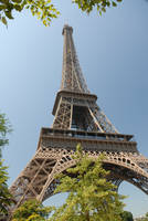 Eiffel Tower Paris 1a by jagged-eye