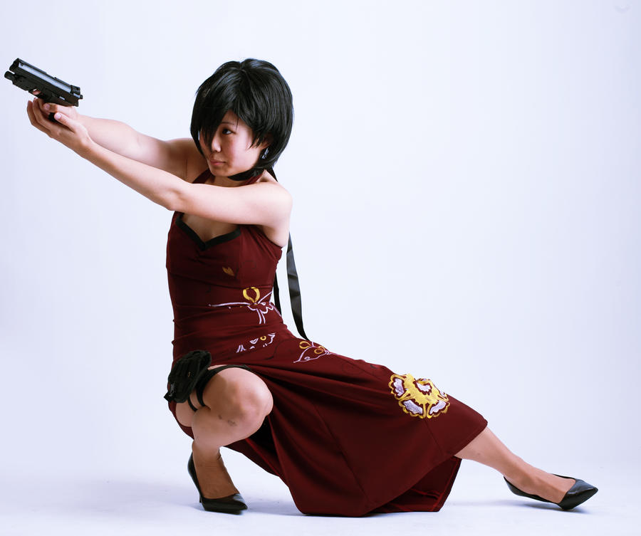 Izy Ada Wong Re-done 3a by jagged-eye