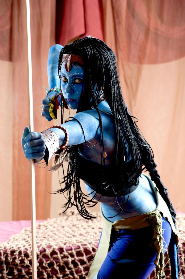 Jessica Avatar 3a by jagged-eye