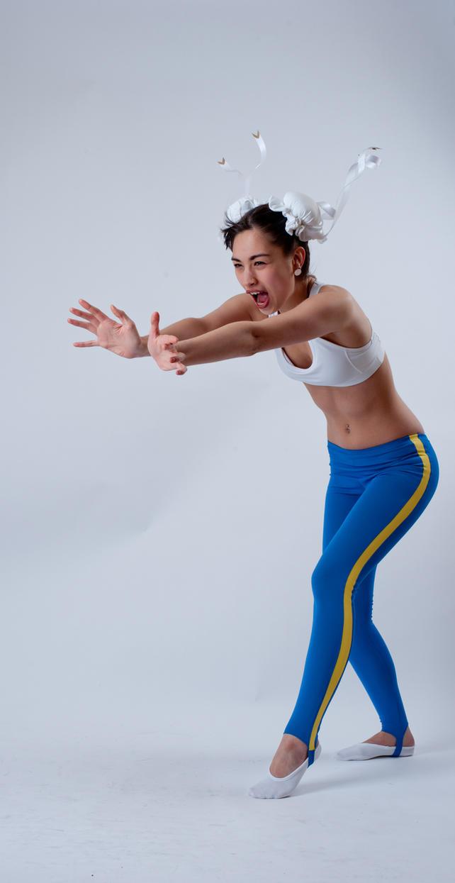 Vanessa Chun Li 6a by jagged-eye