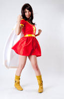 Vanessa Mary Marvel 1a by jagged-eye