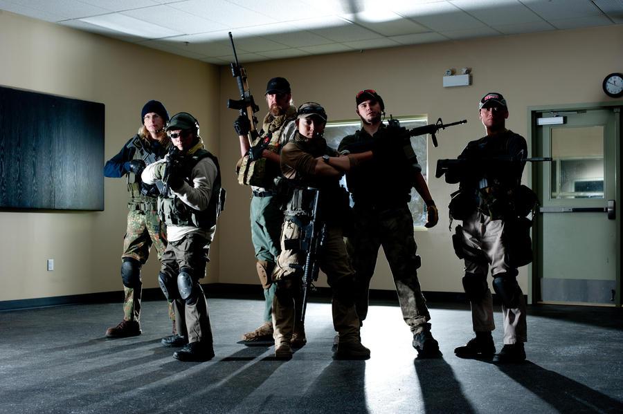 Dead Mile Military 1a