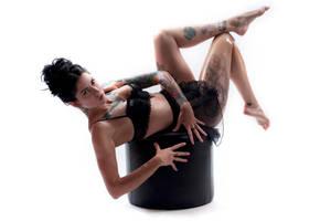 Niki Ballet 1a by jagged-eye