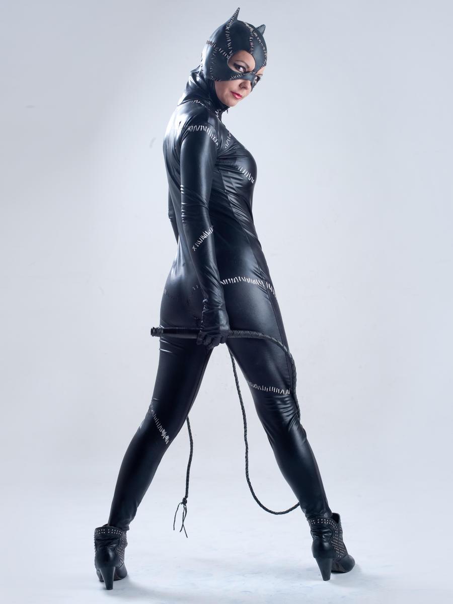 Daphne Catwoman 1a