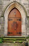 Greenstock Door 1a