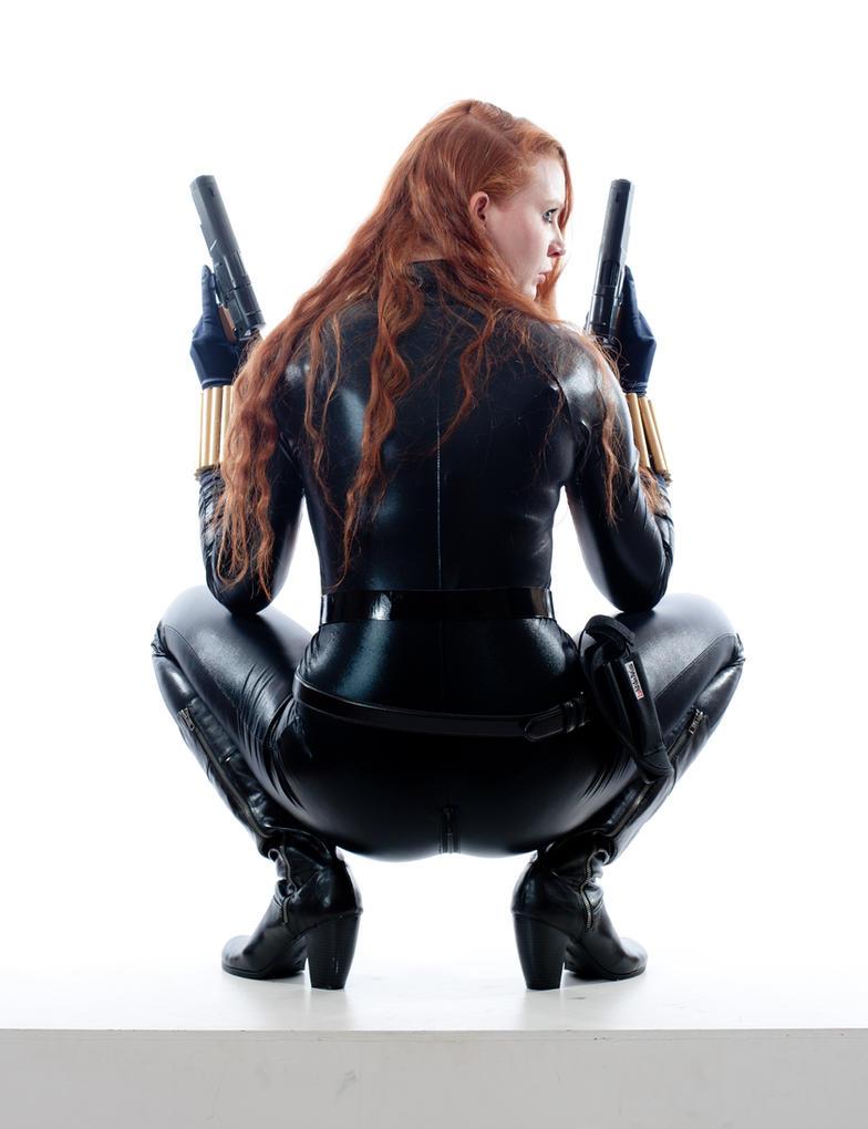 Lisa Black Widow 3a by jagged-eye